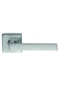 Ручки дверные Martinelli ARTIK ZCS, матовый хром + поворотник WC