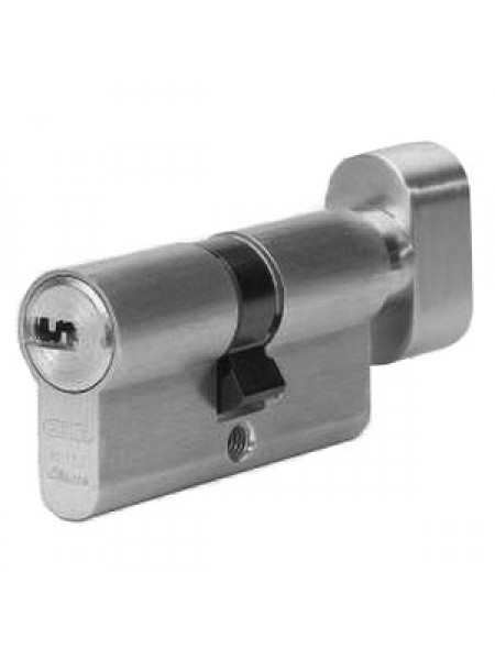 Цилиндр Abus D6 80 (40x40Т) никель