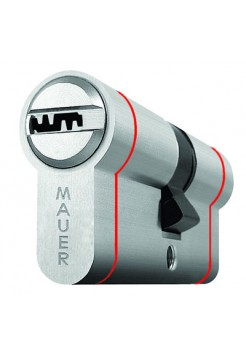 Цилиндр Mauer Elite 2 Red Line 92 (56x36) Ni никель
