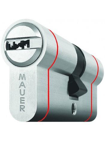 Цилиндр Mauer Logo Red Line 87 (36x51) Ni никель