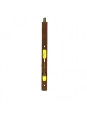 Шпингалет AGB D003201522 150/16мм. откидной , ант.бронза