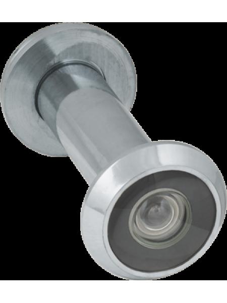 Дверной глазок Armadillo DV2, 16/55х85 CP, хром