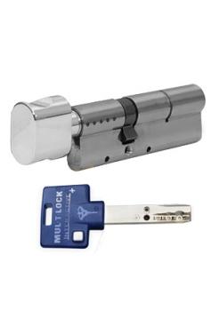 Цилиндр Mul-t-lock Interactive+ 95 (35x60Т) никель