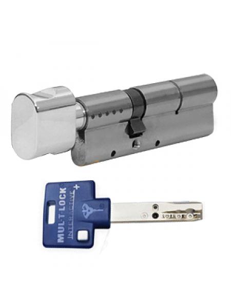 Цилиндр Mul-t-lock Interactive+ 76 (31x45Т) никель
