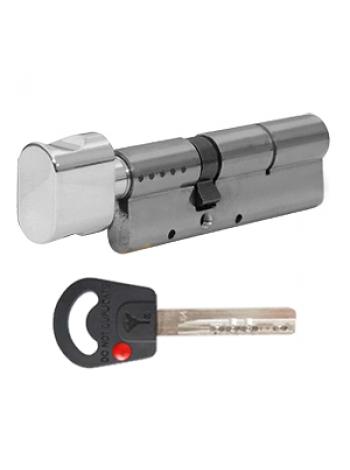 Цилиндр Mul-t-lock Classic 105 (65x40Т) никель