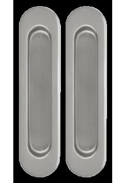 Ручки для раздвижных дверей Armadillo SH010-SN-3, мат.никель