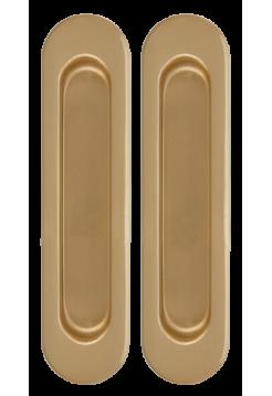 Ручки для раздвижных дверей Armadillo SH010-SG-1, мат.золото