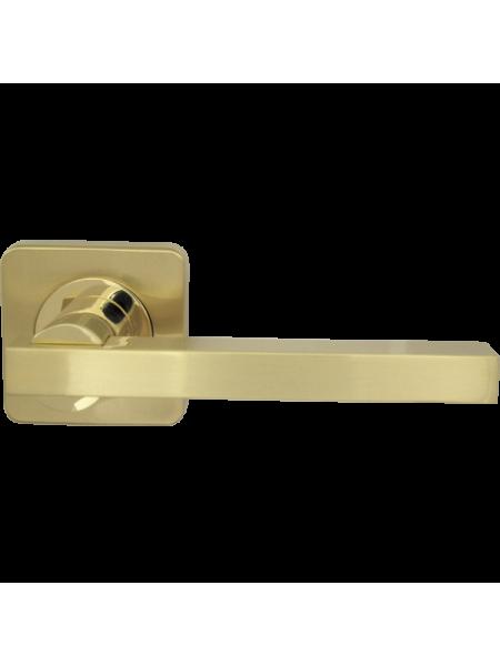 Ручка на розетке Armadillo Orbis SQ004-21 SG/GP-4 золото мат./золото