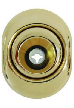 Протектор Mul-t-lock/Esety Omega A625 латунь полированная (PVD)