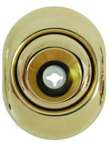 Протектор Mul-t-lock Omega A625 латунь полированная (PVD)