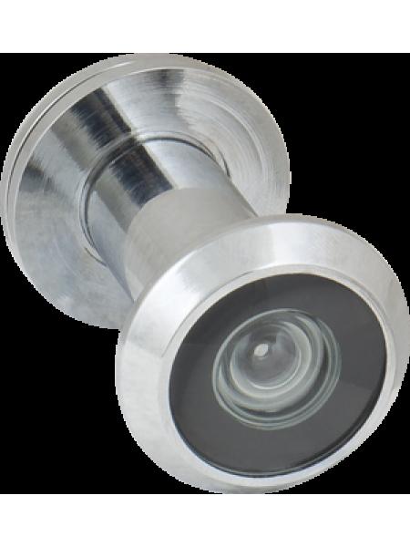 Дверной глазок Armadillo DV1 16/35х60 СР, хром