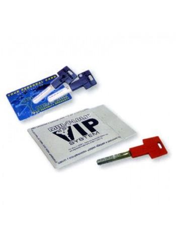 Опция VIP Mul-t-lock, 3+2 ключа, Interactive+