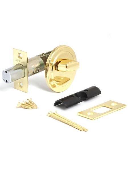 Задвижка Apecs L-0108 G, золото