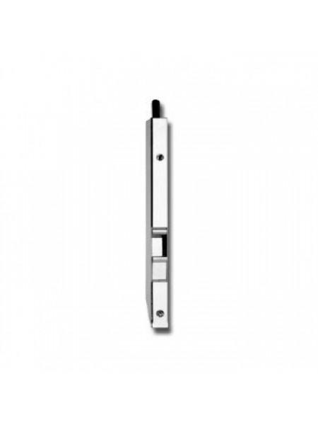 Шпингалет AGB D003001206 120/13мм выдвижной, никель