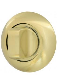 Поворотник WC Armadillo Bolt BK6-1SG/GP-4 матовое золото/золото