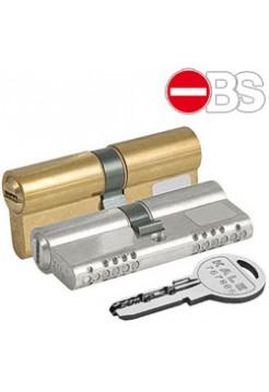 Цилиндр Kale OBS 164 OBS SNE 68 (31x37) никель