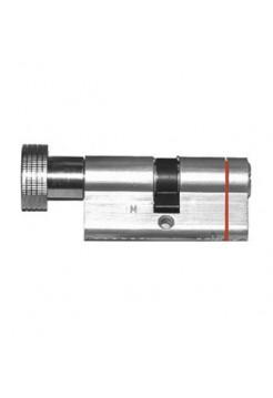 Цилиндр Mauer MLS Red Line 77 (41x36T) Ni никель, под тумблер