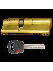 Цилиндр Mul-t-lock ClassicPro 54 (27x27) латунь