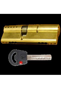 Цилиндр Mul-t-lock ClassicPro 90 (35x55) латунь