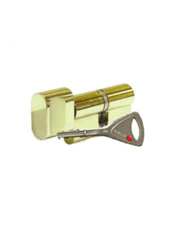 Цилиндр Abloy Protec 2 333N 63 (32x31Т) закаленный, латунь