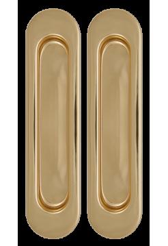 Ручки для раздвижных дверей Armadillo SH010-GP-2, золото