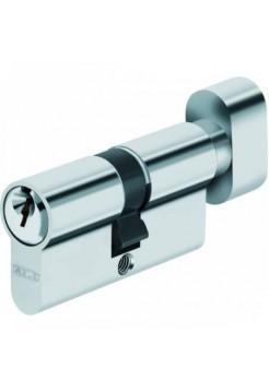 Цилиндр Abus E50 60 (30x30Т) никель