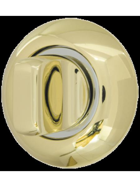 Поворотник WC Armadillo Bolt BK6-1 GP/CP-2 золото/хром