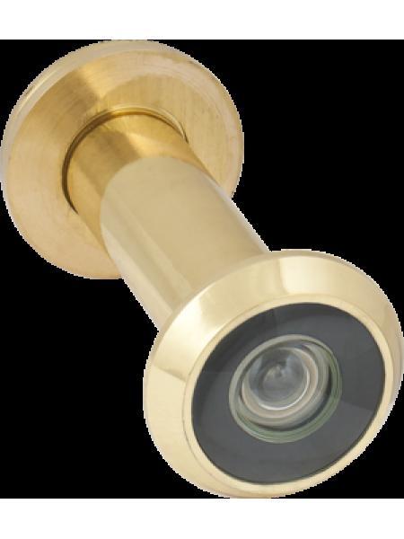 Дверной глазок Armadillo DVGU 28/38х90 GP, золото