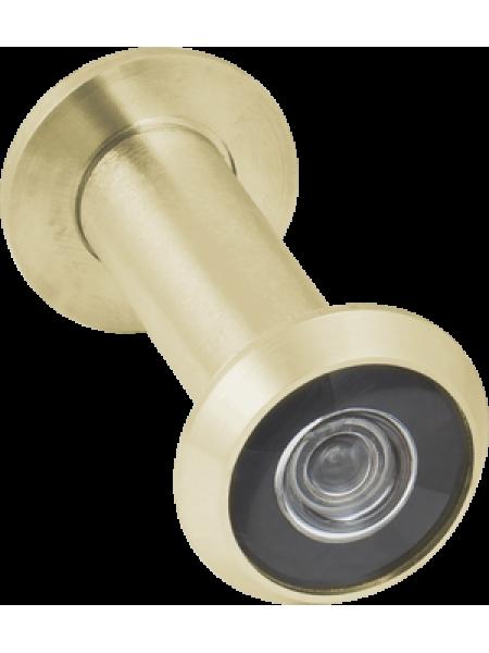 Дверной глазок Armadillo DVG2, 16/55х85 SG, матовое золото