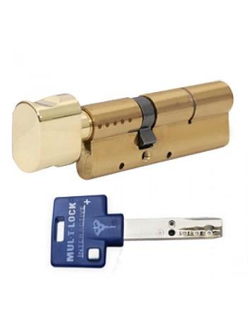 Цилиндр Mul-t-lock Interactive+ 105 (40x65Т) латунь