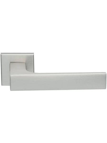 Дверные ручки ILAVIO 2256 матовый хром