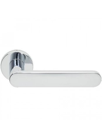 Дверные ручки ILAVIO 2261 полированный хром