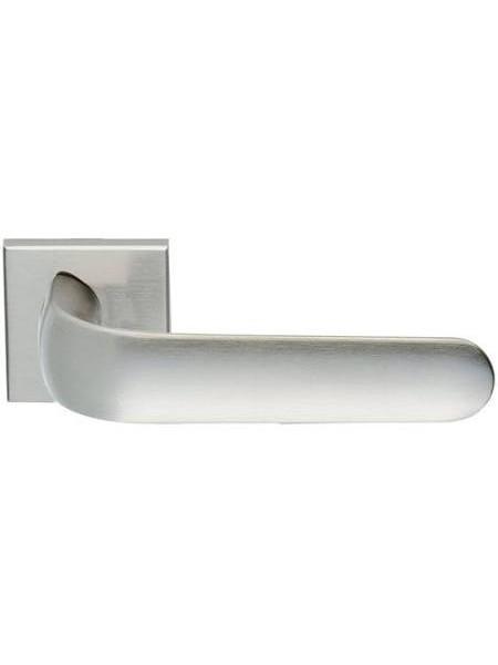 Дверные ручки ILAVIO 2316 матовый хром