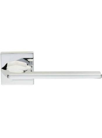 Дверные ручки ILAVIO 2406 полированный хром