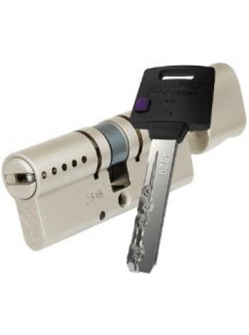 Цилиндр Mul-t-lock ClassicPro 126 (73x53T) никель