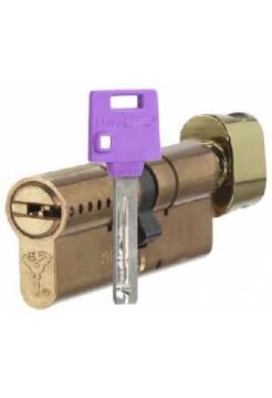 Цилиндр Mul-t-lock ClassicPro 85 (45x40T) латунь