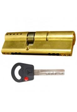 Цилиндр Mul-t-lock ClassicPro 76 (38x38) латунь