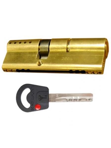 Цилиндр Mul-t-lock ClassicPro 100 (35x65) латунь