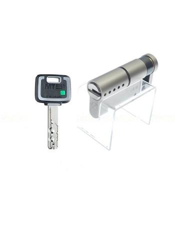 Цилиндр Mul-t-lock MT5+ 40,5 (31x9,5) никель