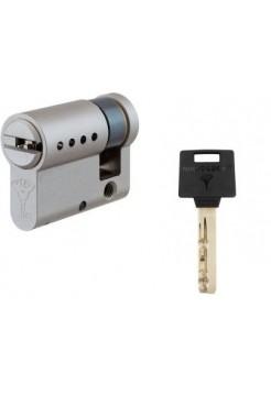 Цилиндр Mul-t-lock ClassicPro 40,5 (31x9,5) никель