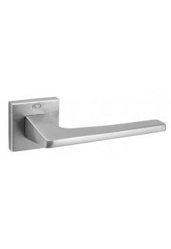 Дверные ручки CONVEX 1495 матовый хром