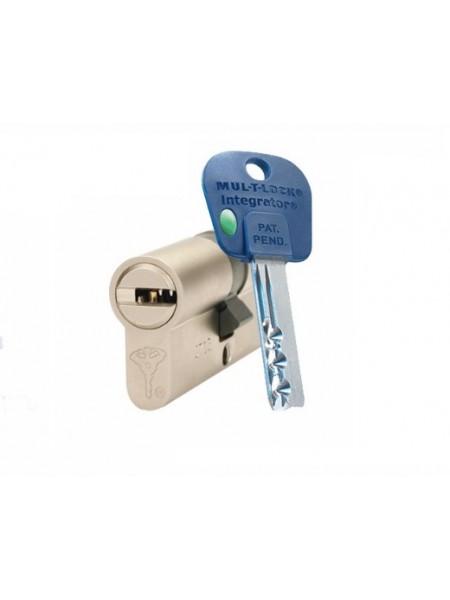 Цилиндр Mul-t-lock Integrator 76 (31x45) никель
