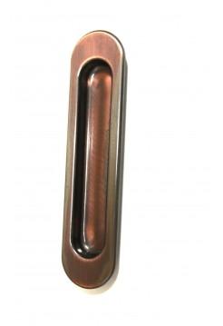 Ручки для раздвижных дверей AGB Scivola , бронза