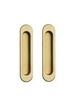 Ручки для раздвижных дверей AGB Scivola , латунь