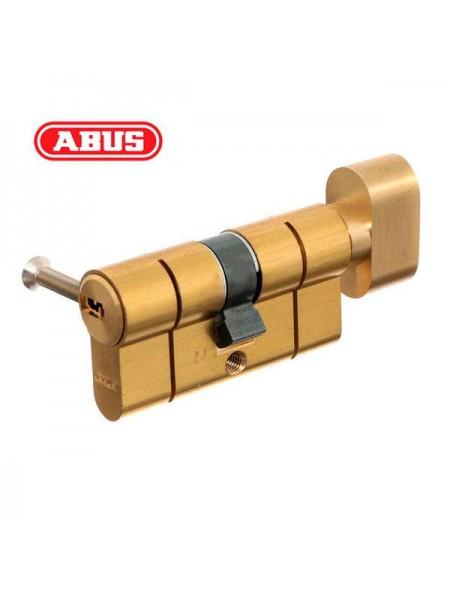 Цилиндр Abus D6PS (антивыбивание) 80 (35x45Т) ,латунь матов.
