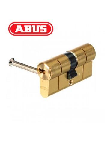 Цилиндр Abus D6PS (антивыбивание) 90 (45x45) ,латунь матов.
