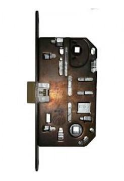 Межкомнатные замки STV Medium WC, 96 мм, античная бронза