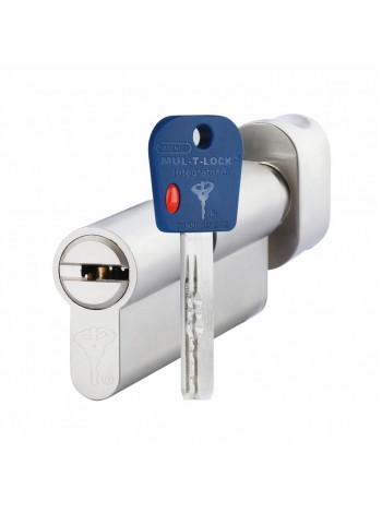 Цилиндр Mul-t-lock Integrator 85 (50x35T) никель