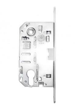 Межкомнатные замки STV Attrazion (магниткый) PZ, 85 мм, белый
