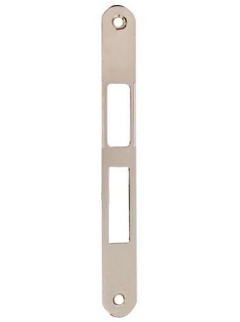 Ответная планка AGB B.014024006 к механизму Сentro Focus, никель